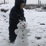 Építsünk hóembert! :)