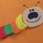 Az éhes hernyócska történetének kreatív feldolgozása