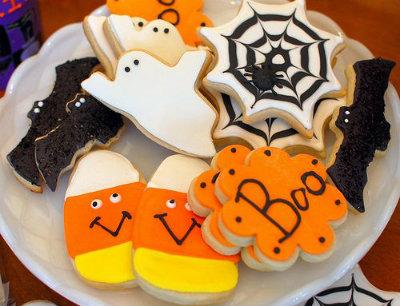 süti halloweenre