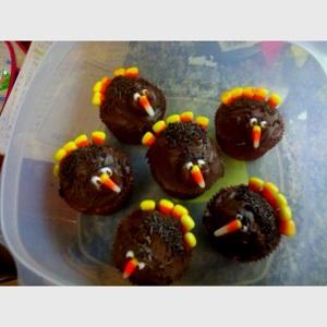 muffinkészítés gyerekekkel  hálaadásra