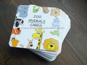 állati jó baba angol kártyák 6