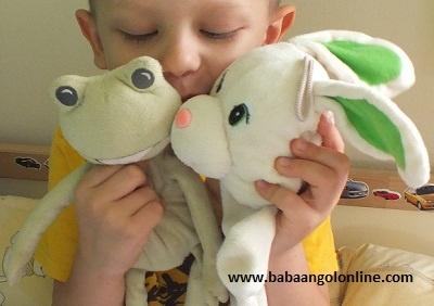 baba angol gyerek angol bábokkal