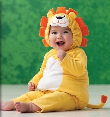 farsangi jelmez - oroszlán