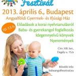 Baba angol fesztivál!