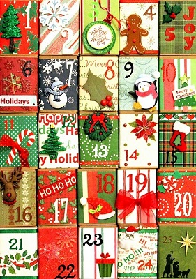 Adventi kalendárium 3