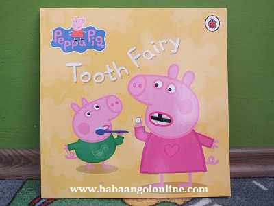 tooth fairy peppa pig book