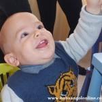 Zénó első születésnapja :)