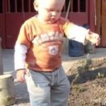 Kertészkedés és a játékos angolozás
