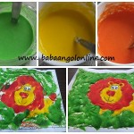 Készíts pufi festéket! :)