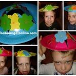 Tavaszi kalap – kreatív ötlet és ügyességi játék