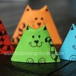 Cicás gyerekdal – Kittens in mittens