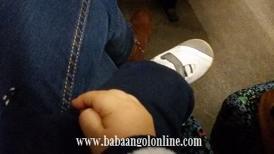utazás babával