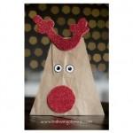 Rudolph, a rénszarvas – kreatív játékötlet angolozáshoz